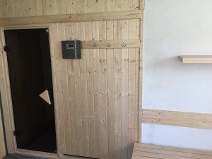 Sauna pro 5 osob